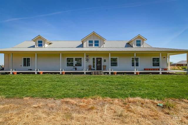 3981 Ranch Lane, Emmett, ID 83617 (MLS #98803335) :: Boise River Realty