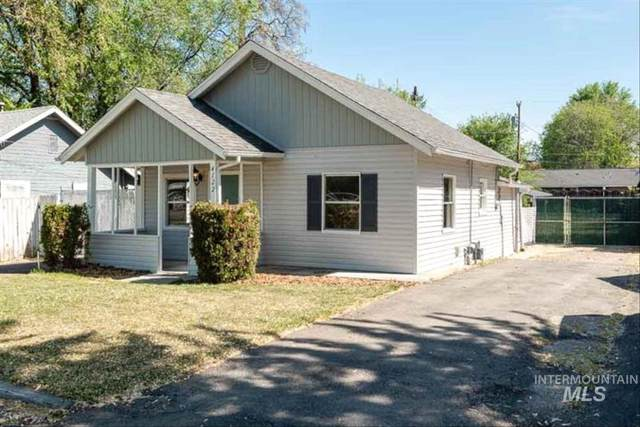 4122 W State St, Boise, ID 83703 (MLS #98803336) :: Boise Valley Real Estate