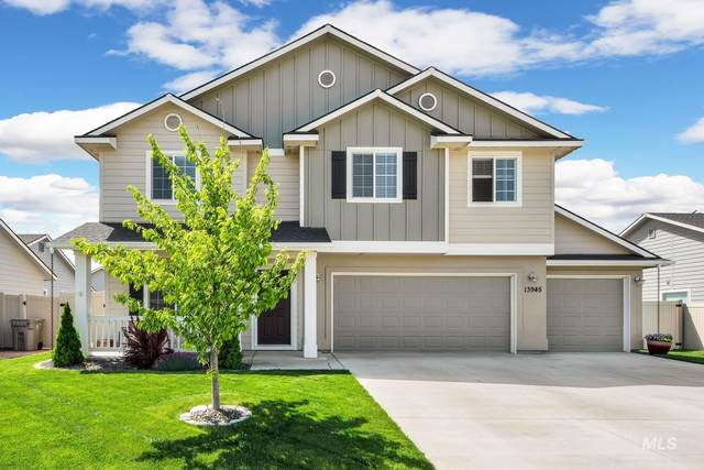 13945 S Piano Ave, Nampa, ID 83651 (MLS #98803342) :: Hessing Group Real Estate