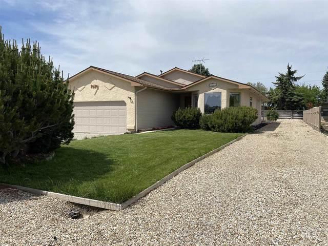 1020 W Elmore, Nampa, ID 83651 (MLS #98803452) :: Boise River Realty
