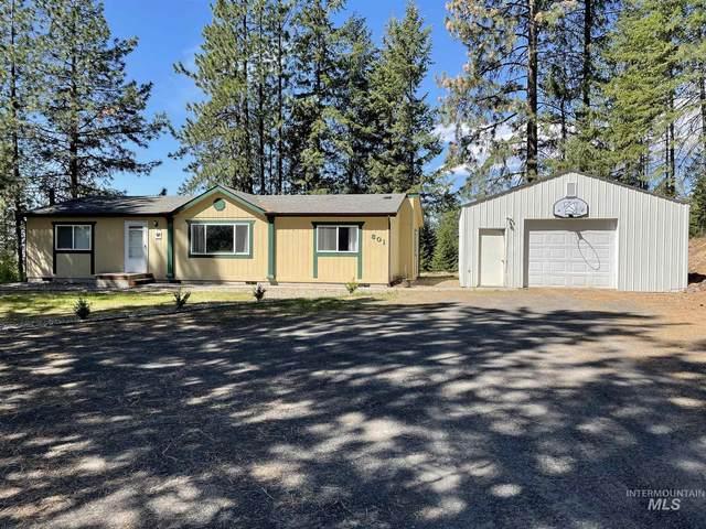 801 Park Street, Deary, ID 83823 (MLS #98803460) :: Boise River Realty
