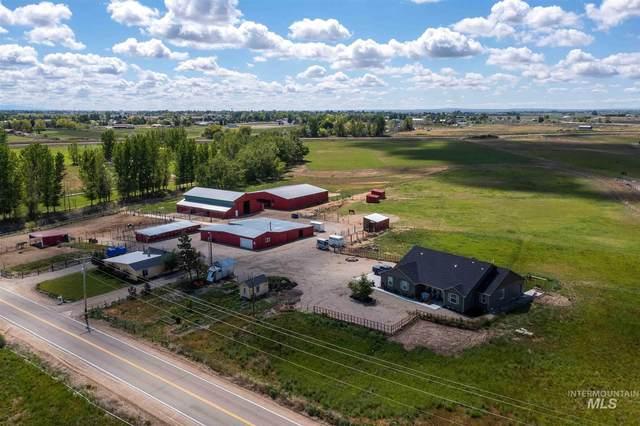 5301 E Deer Flat, Kuna, ID 83634 (MLS #98803477) :: Beasley Realty