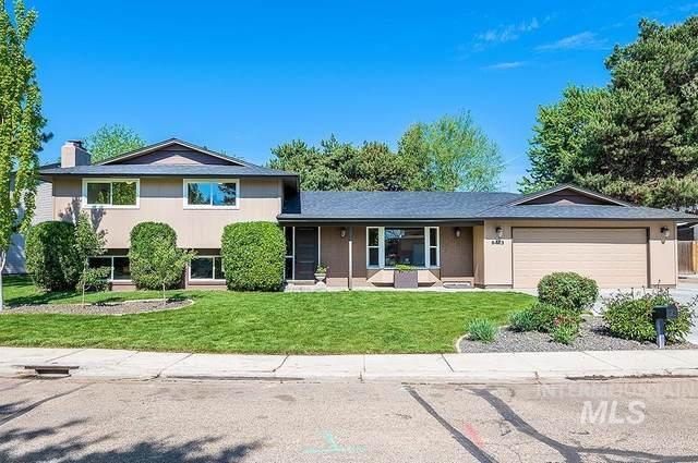 9413 W Knottingham Dr, Boise, ID 83704 (MLS #98803509) :: Boise River Realty