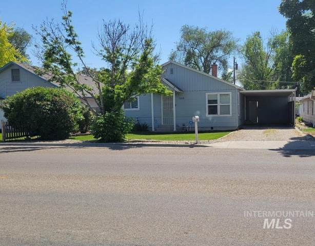 1318 E Chicago St, Caldwell, ID 83605 (MLS #98803519) :: Boise River Realty
