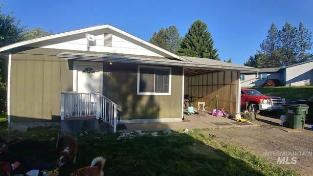 137 Pine Road, Kamiah, ID 83536 (MLS #98803541) :: Boise River Realty