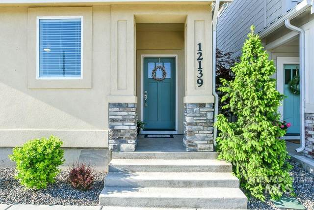 12139 W Evely Pines Ln, Star, ID 83669 (MLS #98803549) :: Boise Home Pros