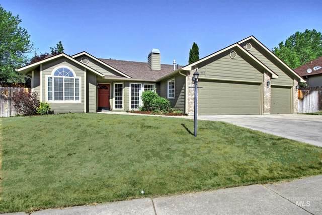1557 N Eagle Creek Way, Eagle, ID 83616 (MLS #98803596) :: Story Real Estate