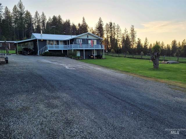 926 Three Mile Road, Weippe, ID 83553 (MLS #98803600) :: Boise Home Pros