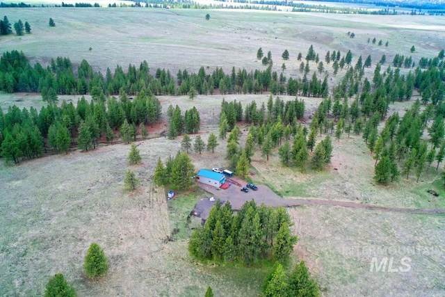 TBD Fly Creek Rd, La Grande, OR 97850 (MLS #98803605) :: Boise Home Pros