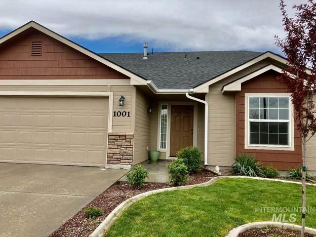 1001 N Nichole, Boise, ID 83713 (MLS #98803640) :: Story Real Estate