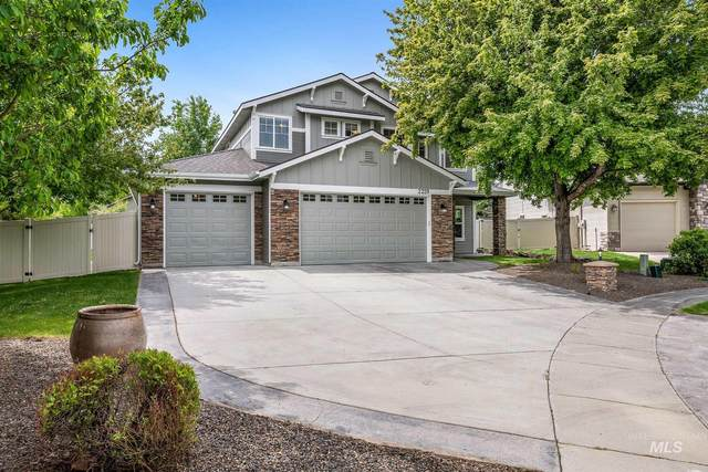 2229 E Juliet Court, Meridian, ID 83642 (MLS #98803645) :: Story Real Estate