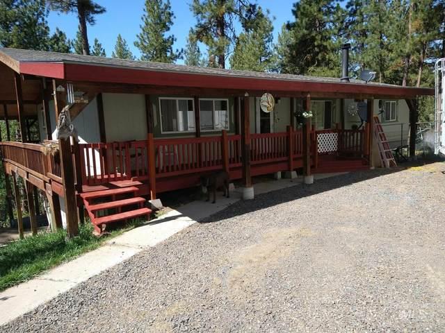79 Sunset Loop, Cascade, ID 83611 (MLS #98803679) :: Minegar Gamble Premier Real Estate Services