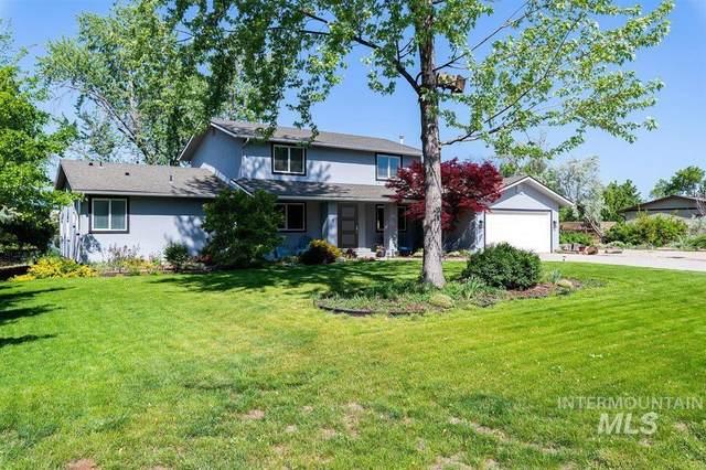 5703 S Silver Spur Street, Boise, ID 83709 (MLS #98803735) :: Build Idaho