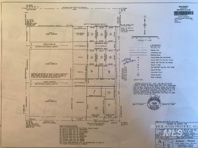 0 Polk, Caldwell, ID 83605 (MLS #98803744) :: Michael Ryan Real Estate