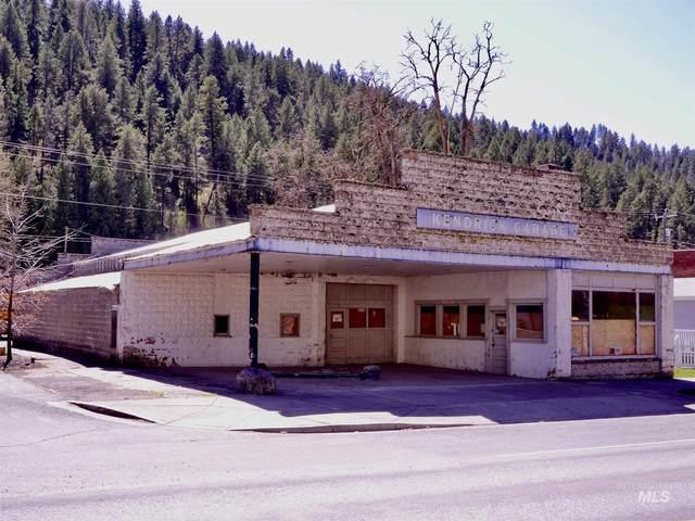 811 E Main St, Kendrick, ID 83537 (MLS #98803759) :: Build Idaho