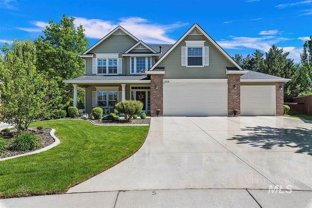 2658 E Margate Ct, Eagle, ID 83616 (MLS #98803838) :: Hessing Group Real Estate