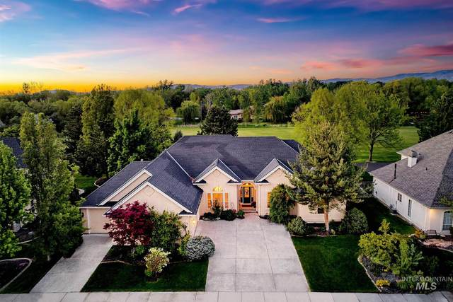 1078 W Colchester Dr, Eagle, ID 83616 (MLS #98803853) :: Story Real Estate