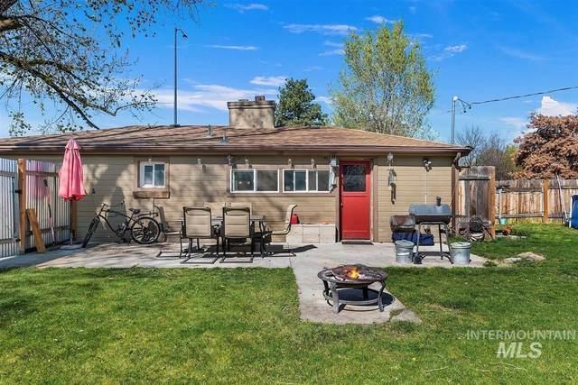 2108 S Vista Ave, Boise, ID 83704 (MLS #98803886) :: Silvercreek Realty Group
