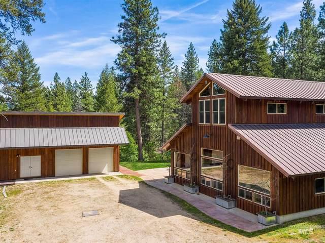 7 Snow Bird Ln, Garden Valley, ID 83622 (MLS #98803963) :: Scott Swan Real Estate Group