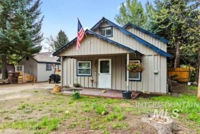 201 W Commercial Street, Idaho City, ID 83631 (MLS #98803971) :: Haith Real Estate Team