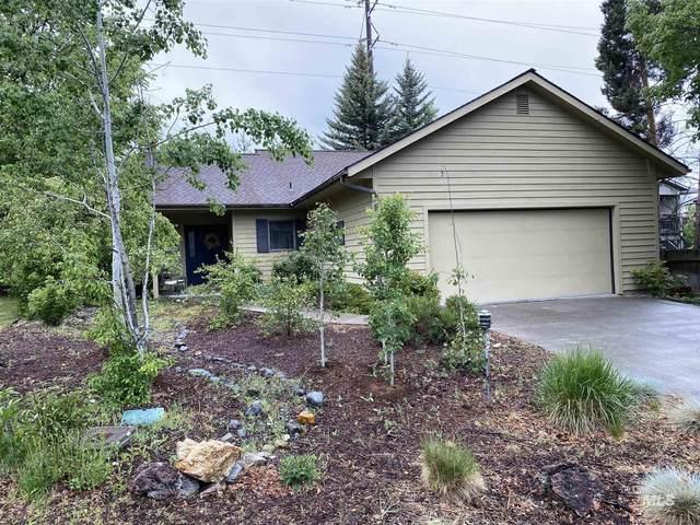 1319 Pine Cone, Moscow, ID 83843 (MLS #98803984) :: Build Idaho