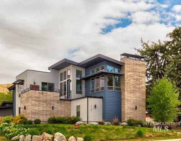 5120 W Hill, Boise, ID 83703 (MLS #98804017) :: Beasley Realty
