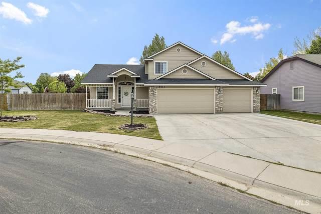 8513 W Galactic Ct, Boise, ID 83709 (MLS #98804034) :: Beasley Realty