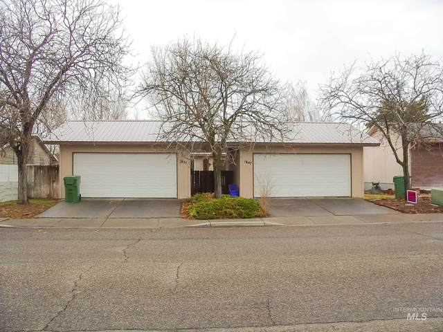 1847 / 1851 NW 4th Ave, Ontario, OR 97914 (MLS #98804089) :: The Bean Team