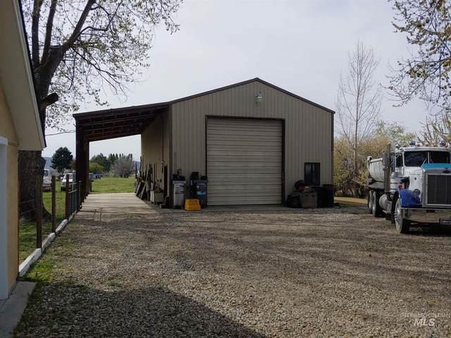 115 W Idaho Blvd, Emmett, ID 83615 (MLS #98804177) :: Scott Swan Real Estate Group