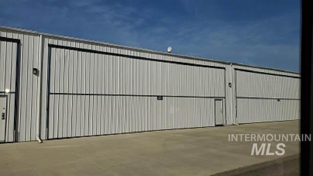 5103 Aviation Way Hangar #625, Caldwell, ID 83705 (MLS #98804185) :: Build Idaho