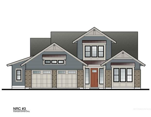 3721 W Neville Ranch Court, Boise, ID 83714 (MLS #98804324) :: Build Idaho