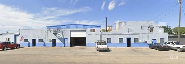 112 Evans Street, Caldwell, ID 83605 (MLS #98804405) :: Build Idaho