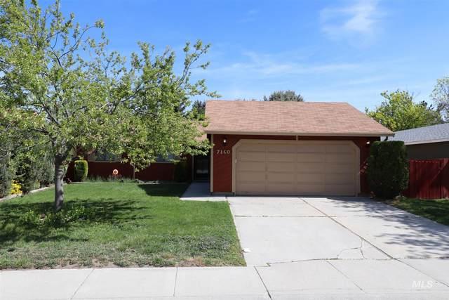 7160 W Gillis Dr, Garden City, ID 83714 (MLS #98804483) :: Build Idaho