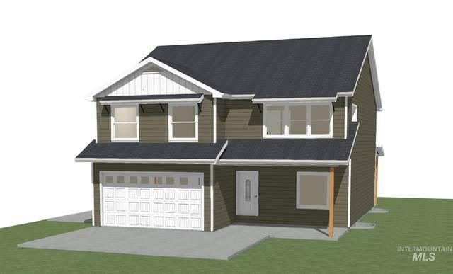 3233-2 N Welford Place, Boise, ID 83704 (MLS #98804603) :: Build Idaho