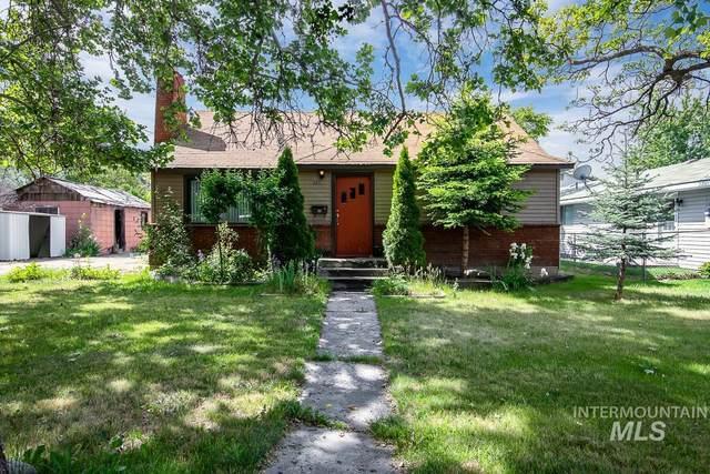 3311 W Cherry Ln, Boise, ID 83705 (MLS #98804620) :: Minegar Gamble Premier Real Estate Services