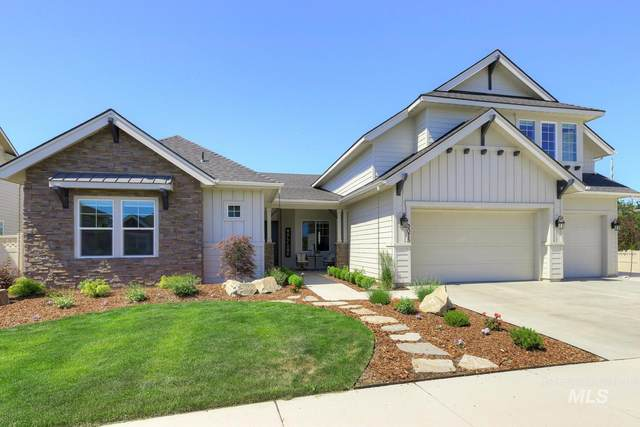 3075 West Tubac Drive, Meridian, ID 83646 (MLS #98804642) :: Story Real Estate