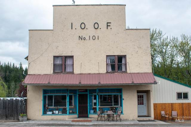 104 S Main St., Pierce, ID 83546 (MLS #98804656) :: Build Idaho