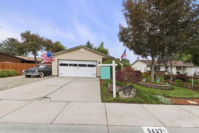 5627 N Millstone Dr, Boise, ID 83714 (MLS #98804689) :: Hessing Group Real Estate