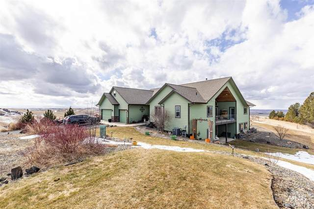 1098 Eid Rd, Moscow, ID 83843 (MLS #98804717) :: Full Sail Real Estate
