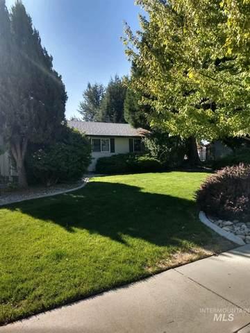 5287 S Choctaw Way, Boise, ID 83709 (MLS #98804792) :: Own Boise Real Estate