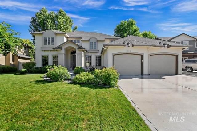 2452 W Astonte, Meridian, ID 83646 (MLS #98804813) :: Build Idaho