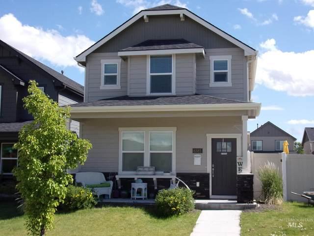 6585 E Bend Ridge Street, Boise, ID 83716 (MLS #98804903) :: Hessing Group Real Estate