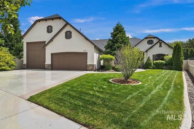 2677 E Wainwright Drive, Meridian, ID 83646 (MLS #98804925) :: Beasley Realty