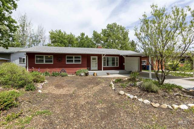 4218 W Hoover St., Boise, ID 83705 (MLS #98804927) :: Hessing Group Real Estate