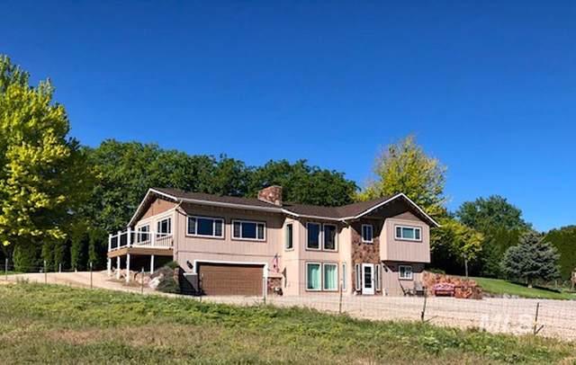 6019 Stamm Lane, Nampa, ID 83687 (MLS #98804958) :: Story Real Estate