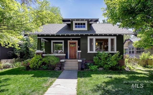 2223 W Ellis Ave, Boise, ID 83702 (MLS #98804964) :: Trailhead Realty Group