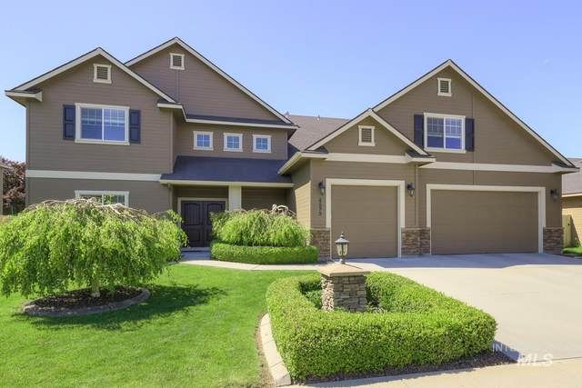 4573 W Quaker Ridge St, Meridian, ID 83646 (MLS #98804966) :: Hessing Group Real Estate
