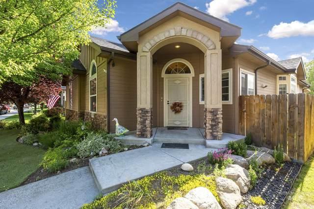 4739 S Silvermaple Ave, Boise, ID 83709 (MLS #98804993) :: The Bean Team