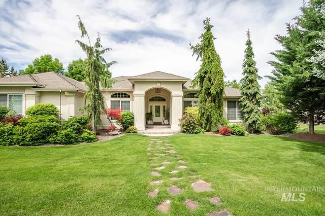 11380 Shay Park Way, Nampa, ID 83686 (MLS #98805000) :: Hessing Group Real Estate