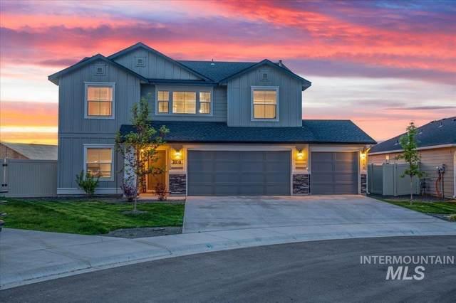 3518 W Charlene St, Meridian, ID 83642 (MLS #98805005) :: Build Idaho